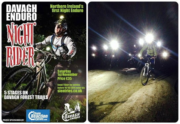 Davagh Night Enduro