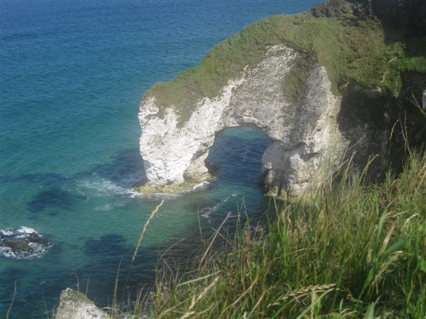 Dramatic Cliffs