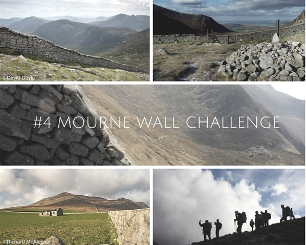 Mourne Wall Challenge