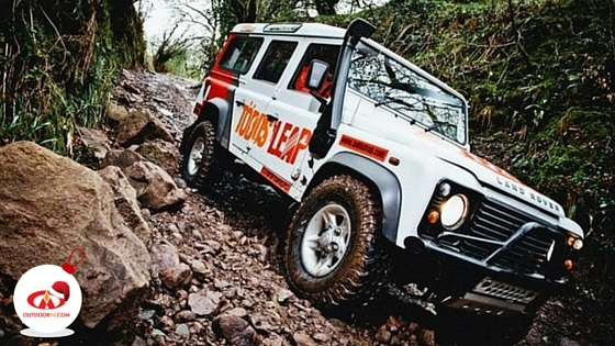 Off Road Driving Northern Ireland