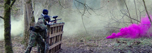 Paintballing Northern Ireland