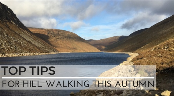 tOPS tIPS FOR HILL WALKING