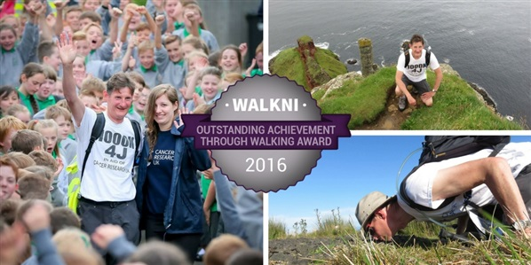 Outstanding Achievement through Walking Award