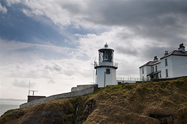Blackhead Lighthouse courtesy of Malcolm McGettigan