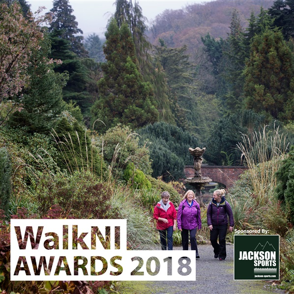 WalkNI Awards 2018