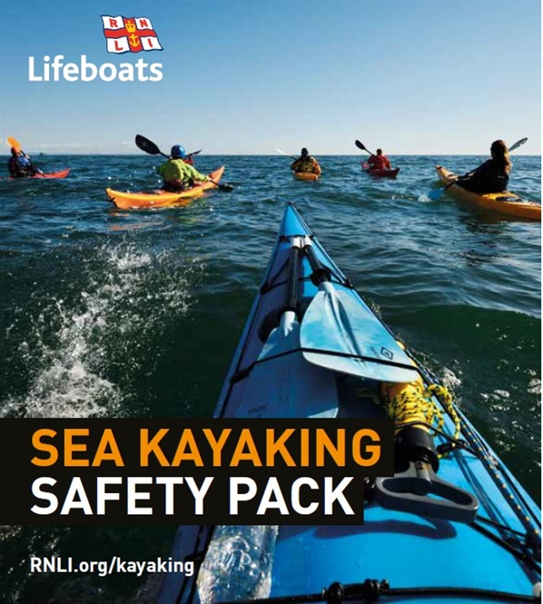 RNLI Sea Kayaking Safety Pack