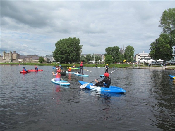 Inclusive Paddles - Erne Paddlers