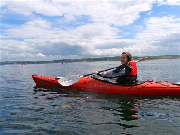 Sarah Nelson - Simply Sea Kayak